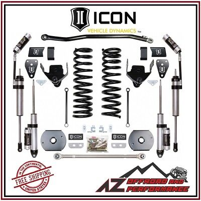 "ICON 2014- 2018 RAM 2500 4WD 4.5"" Suspension System Stage 3 Air Ride"