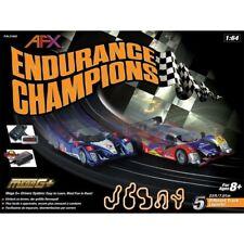 AFX Endurance Champions HO Slot Car Set with Digital Lap Counter - FREE SHIPPING