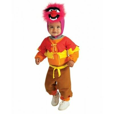 New The Muppets Animal Infant Costume
