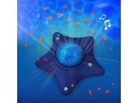 Pabobo Nightlight Musical Star Projector