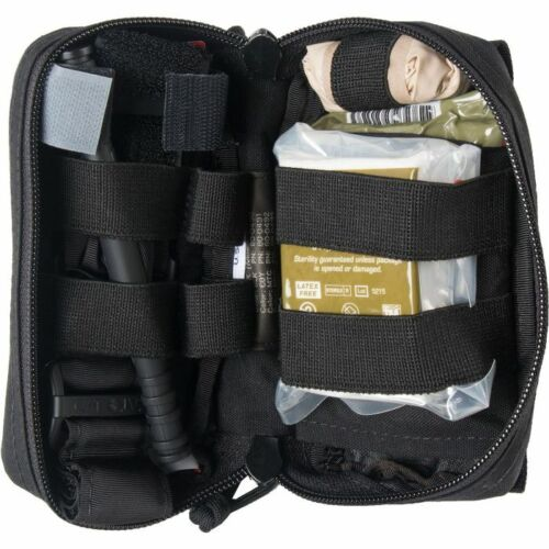 North American Rescue M-FAK Compact First Aid Kit w/ Molle & CAT Tourniquet