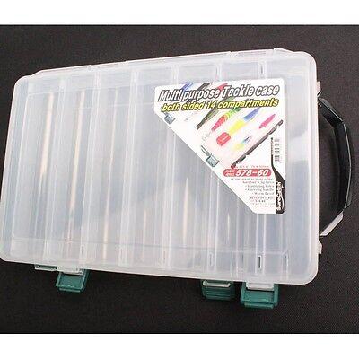 Fishing Tackle Box Squid Jig Case EGI Case lure Cases Bait Box 578-60