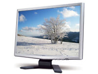 Widescreen Computer Monitor - 24 Inch Acer