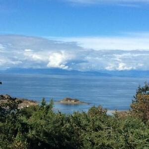 North Nanaimo Fabulous Ocean view house fro rent