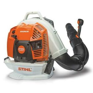 STIHL BR800 NOW IN STOCK!