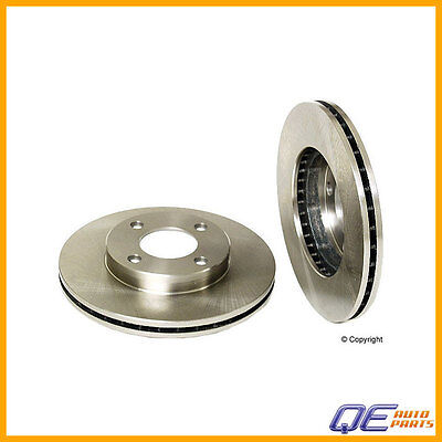 Audi 100 Front Disc Brake Rotor 40554110 OPparts