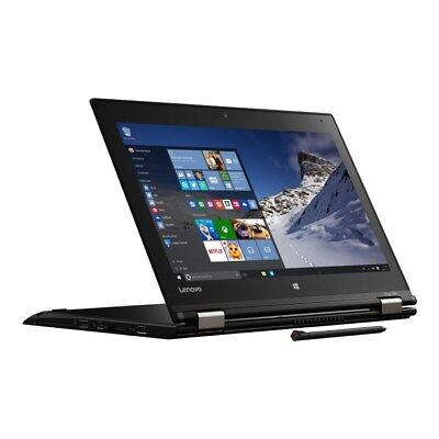 Lenovo Thinkpad X380 Yoga Core i5 8GB 256GB SSD 13.3 Inch Windows 10 Pro 64 2018