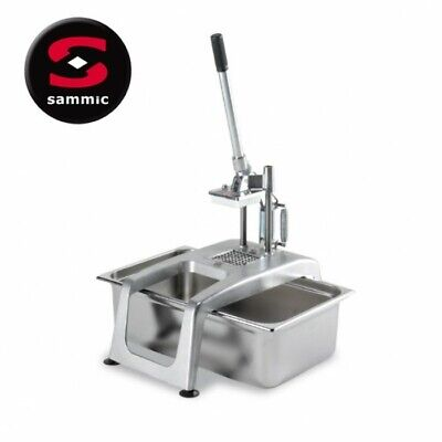 Sammic French Fry Potato Chip Cut Cutter. Hand Chipping March Cf-5 10mm