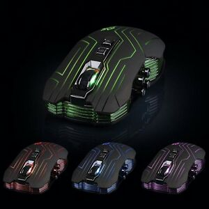 9d 3200dpi optique 2 4g sans fil souris gamer pour dota fps laptop pc ebay. Black Bedroom Furniture Sets. Home Design Ideas
