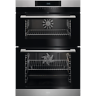 AEG DCK731110M A Rated Built In Double Oven