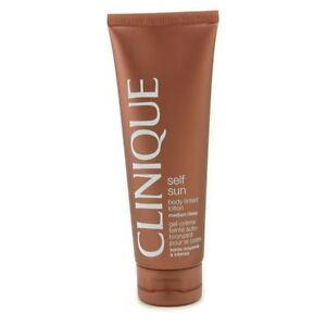 Clinique self-tanning lotion, brand new in box