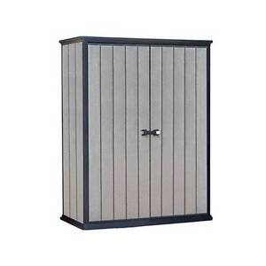Free Delivery: Keter High Store Garden Storage Shed Homebush Strathfield Area Preview