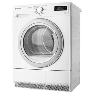Electrolux 8kg Heat Pump Condenser Dryer - EDH3786GDW
