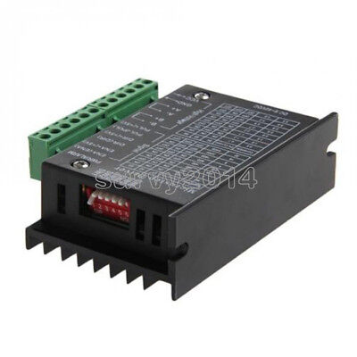 Tb6600 Single Axis 4a Stepper Motor Driver Controller 940v Micro-step Cnc