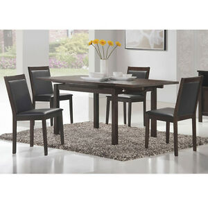 Walsh Walnut and Espresso Dining Room Series