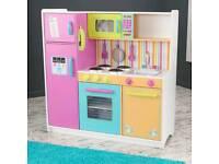 Kiddie craft deluxe big and bright kitchen