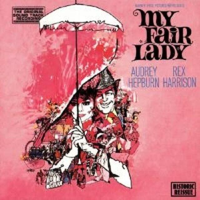 MY FAIR LADY MUSICAL CD NEU