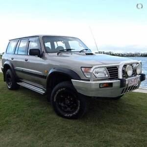 2000 NISSAN PATROL ST 4x4 **EASY WEEKLY PAYMENTS** Merrimac Gold Coast City Preview
