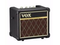 GUITAR AMP - Vox Mini 3 G2 Portable Modelling Guitar Amp