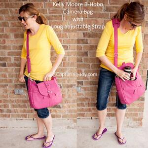 """Kelly Moore """"Hobo"""" camera bag"""