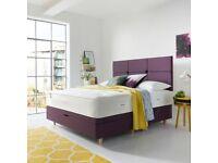 Silentnight King size Miracoil Luxury Mattress
