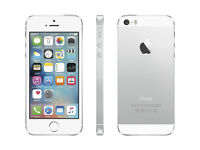 iPhone 5s Silver - Quick Sale great conditions