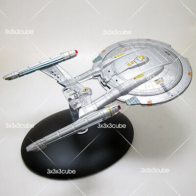 STAR TREK Collection #4: NX-01 ENTERPRISE Diecast Model Starship By Eaglemoss
