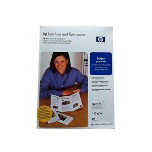 HP A4 Broschüren & Flyer Papier Q2525A **NEU**