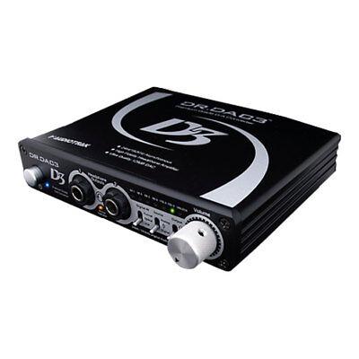 AUDIOTRAK DR.DAC3 Asynchronous USB DAC External Sound Card L