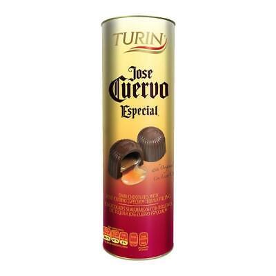 Turin Jose Cuervo Tequila Chocolates 7 oz. Tube