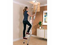 Youngman 2 Section Loft Ladder