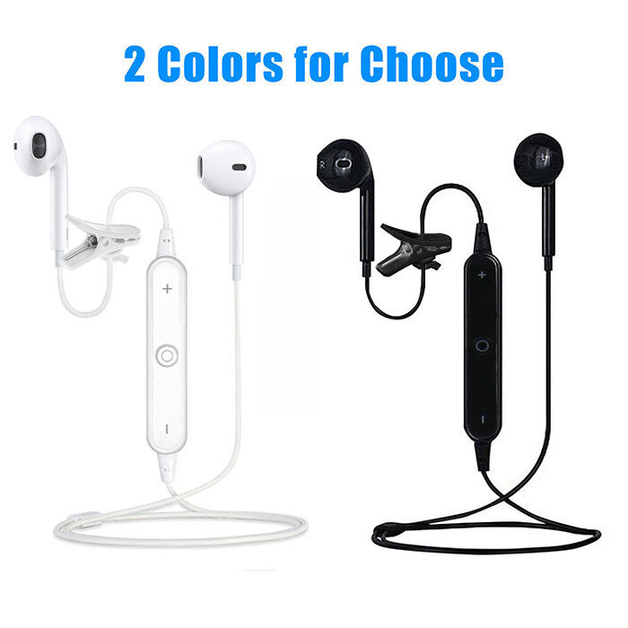 Wireless Running Sports Bluetooth Headphones Headset Stereo