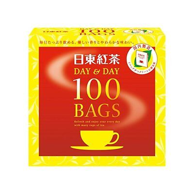 Nitto tea DAY & amp; DAY tea bags 100 bags from Japan
