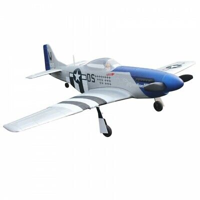 MINI P-51D MUSTANG RC PLANE RTF 2.4GHZ RC PLANE HOBBY TOY FUN REMOTE CONTROLLED