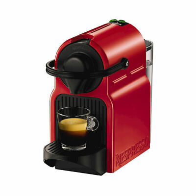 Macchina da caffè Krups Nespresso Inissia XN1005 Rosso XN1005K