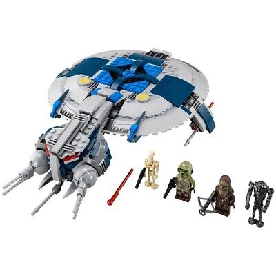 LEGO Star Wars Droid Gunship 75042 100% Complete NO FIGS OR INSTRUCTIONS