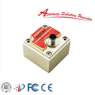 Ake398b Mems Current Type Acceleterometer Output 4-20ma 01g40g Optional