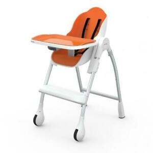 Chaise Haute Cocoon Orange