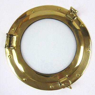 Ship Porthole (Ship's Cabin Porthole Window 11
