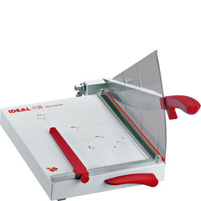 Mbm Ideal Kutrimmer 1135 13-34 Lever Style Paper Cutter