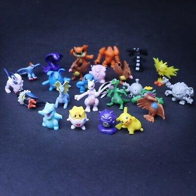 144PCs Wholesale Lots Cute Pokemon Mini Random Pearl Figures Kids Toys US - Wholesale Pokemon