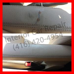 INTERIOR CAR REPAIR AND RESTORATION | Vinyl; Leather