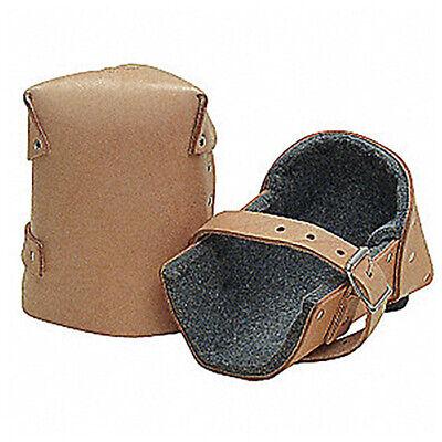 Kft Wl087 12 Leather Pad Knee Felt Lined
