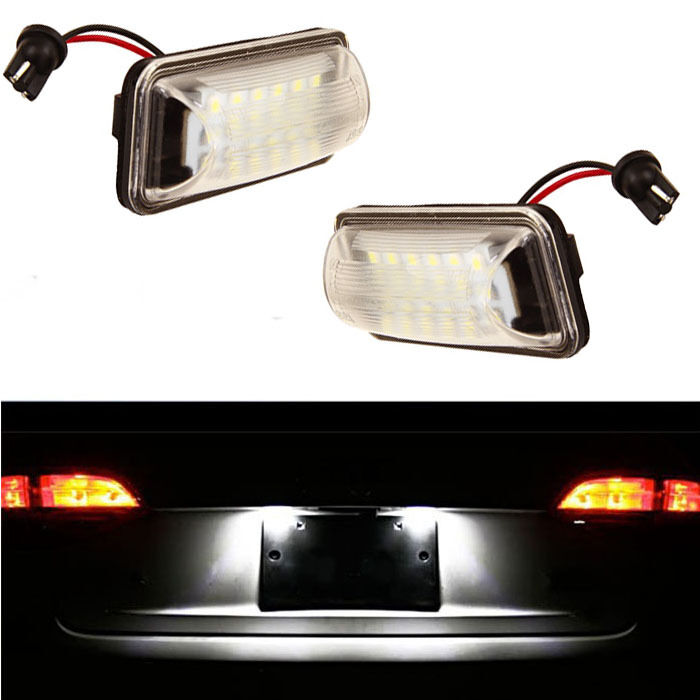 LIGHTS LIGHTING PLATE WHITE LED XENON LEXUS IS200 IS300 03/1999 - 07/2005