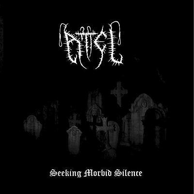 Atel   Seeking Morbid Silence Cd 2016 Raw Atmospheric Black Metal Razed Soul