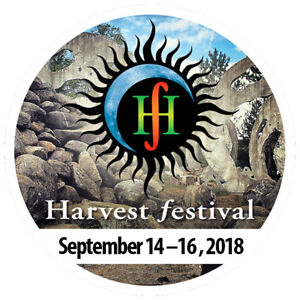 Wanted Harvest Festival Tickets