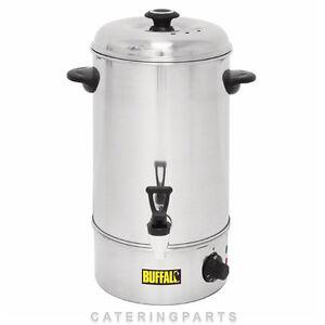 buffalo manual fill 10 litre hot water boiler mobile catering b b gl346. Black Bedroom Furniture Sets. Home Design Ideas