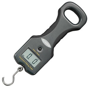 DIGITAL FISHING SCALES CARP FISHING WEIGHING SCALES 55lb/25kg WITH HANDLE