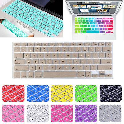 "Pattern Design Keyboard Cover Keypad Skin For MacBook Air 11""/ White/ Pro 13 15"