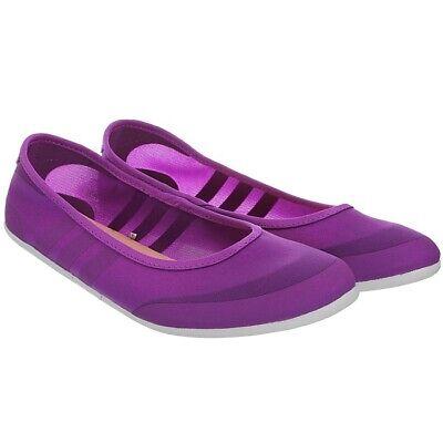 Adidas Sunlina W lila pink Damen Ballerinas Flats Sommerschuhe Sneakers NEU